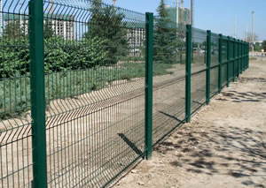 Wire Mesh Fence - Anping Top Metal Products Co., Ltd.